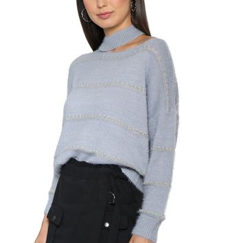 Raga Low Tide Choker Sweater