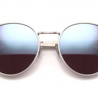 Wildfox Dakota Deluxe Coconut/Antique Silver Sunglasses