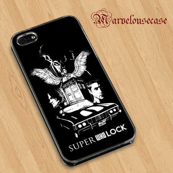 Superwholock movie custom case for all phone case