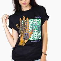Genesis Invisible Touch Concert Tee