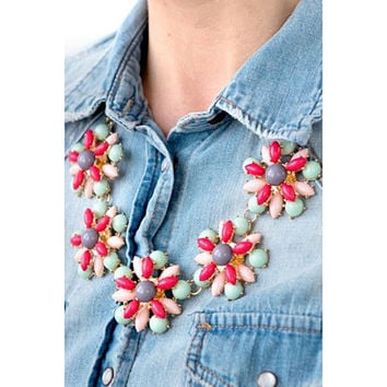 Confetti Celebrate With Colorful Necklace
