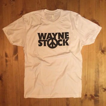 Waynestock Wayne's World T Shirt