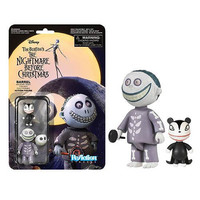 Nightmare Before Christmas Barrel ReAction Action Figure