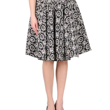 Alice And Olivia By Stacey Bendet Knee Length Skirt