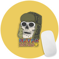 Nevermind Mouse Pad Decal