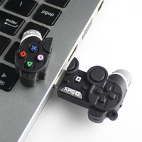 Playstation® Controller Inspired USB 2.0 Flash Drive
