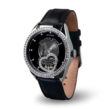 Golden State Warriors NBA Beat Series Women's Watch