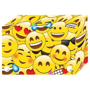 EMOJIS INDEX CARD BOXES 3X5IN
