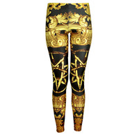 Midas Leggings from Kill Star