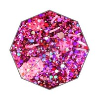 Nice Pink Sparkle Custom Foldable Umbrella Fashion