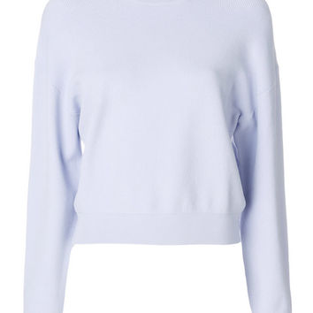 Carven Roll Neck Top - Farfetch