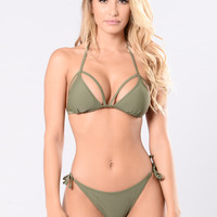 Kamille Swimsuit - Olive