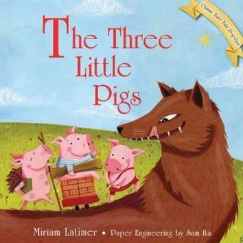 The Three Little Pigs (Classic Fairy Tale Pop-Ups)