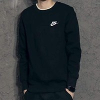 Nike: Men's New Female Sport Leisure Sweater Sweatshirt Hoodie G-A-XYCL
