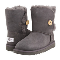 UGG Kids Bailey Button (Big Kid 2) Purple Violet - Zappos.com Free Shipping BOTH Ways