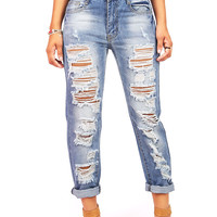 Rag To Riches Girlfriend Jeans | Girlfriend Jeans at Pinkice.com