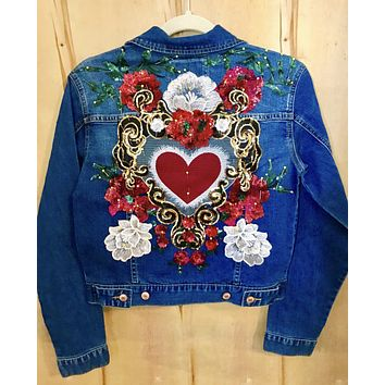 NEW Sacred Heart Jacket