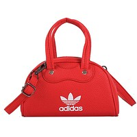ADIDAS Tide brand men's and women's mini handbags Messenger bag red