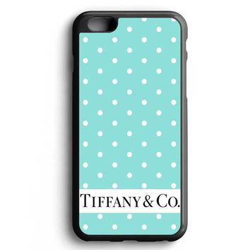 Custom Case Blue Mint Polkadot Tiffany Co for iPhone Case & Samsung Case