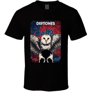 Deftones Self Titled Album  T Shirt