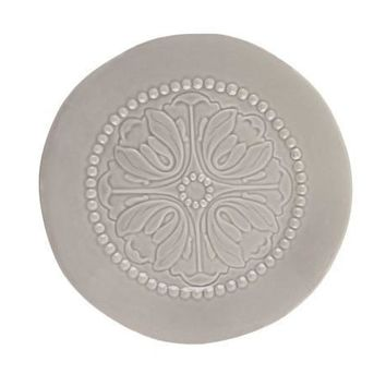 8.5'' Salad Plate, Stone, S/4