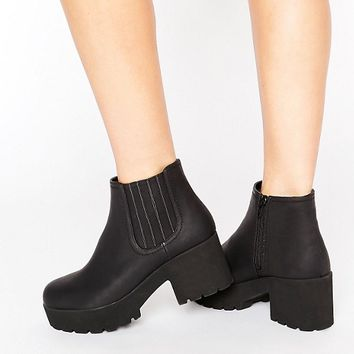 ASOS RADIFF Chunky Chelsea Boots at asos.com