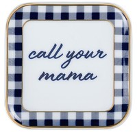 Call Your Mama Trinket Tray