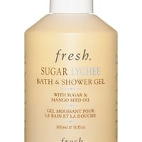 Fresh Sugar Lychee Bath & Shower Gel, 10 oz
