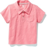 Slub-Knit Polo for Baby | Old Navy