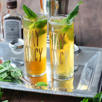Stay Fancy Cocktail