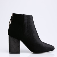 New Crush Bootie - Black