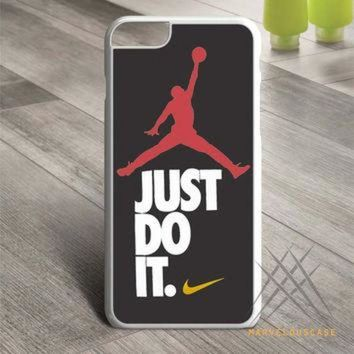 CREYUG7 Nike Jordan Just Do it Custom case for iPhone, iPod and iPad
