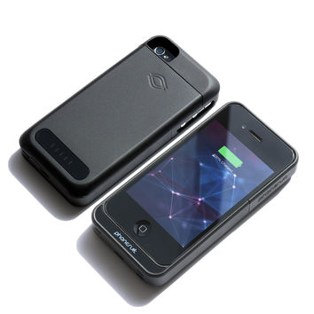 PhoneSuit Elite 4 Battery Case for iPhone 4S & iPhone 4