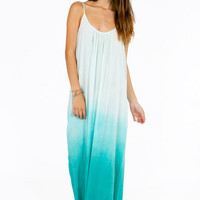 Kiss Me Ombre Maxi Dress $44