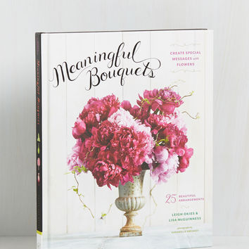 Meaningful Bouquets | Mod Retro Vintage Books | ModCloth.com