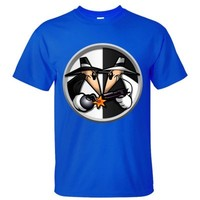 SHINE Spy VS Spy Men's T Shirt Cotton Short Sleeves blue [c00-32694215] - $11.99 : coolhl.com