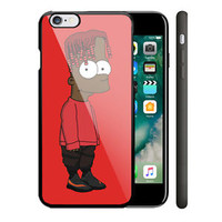 Lil Yachty Cartoon Red Design iPhone 5 5s 5c 6 6s 7 Plus Phone Case Cover