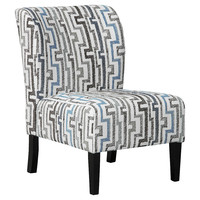 Alsen Accent Chair  - Granite