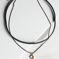 Loon Choker Necklace