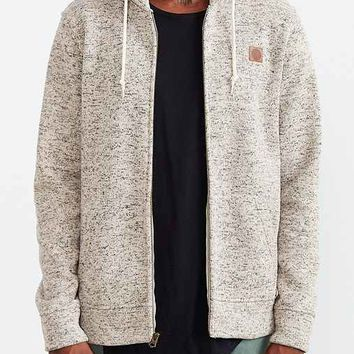 OBEY Conway Zip Hooded Sweatshirt