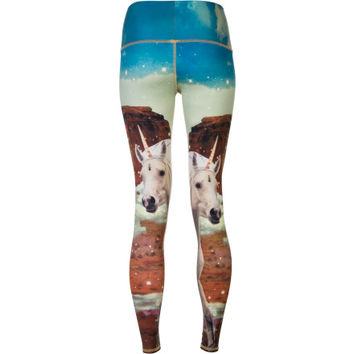 Teeki Unicorn Wrangler Hot Pant - Women's