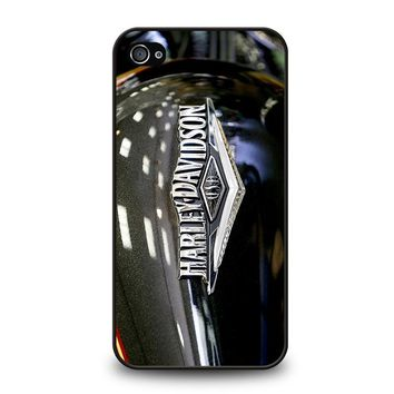 HARLEY DAVIDSON LOGO USA iPhone 4 / 4S Case Cover