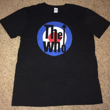 Sale!! THE WHO band tee shirt