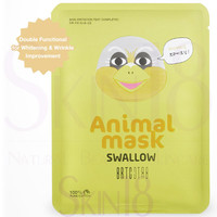 BRTC Animal Mask Swallow (Whitening)  *exp.date 06/18*