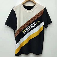 Fendi Women Short Sleeve