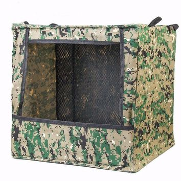 Hot Sale Camouflage Hunting Box-type Airsoft Shooting