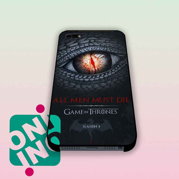 Game of Thrones Season 4 iPhone Case Cover | iPhone 4s | iPhone 5s | iPhone 5c | iPhone 6 | iPhone 6 Plus | Samsung Galaxy S3 | Samsung Galaxy S4 | Samsung Galaxy S5