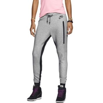 Nike 617325-063 Tech Womens Pants (Grey) at Shoe Palace
