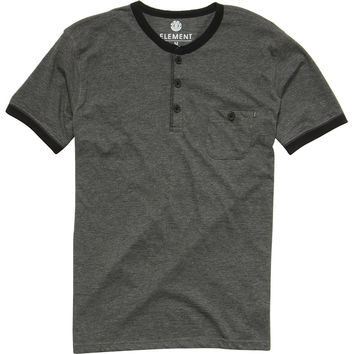 Element Artillery Henley - Short-Sleeve - Men's