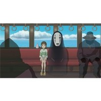 26x14 Spirited Away Anime Japan Art Print Poster 021/Small Size